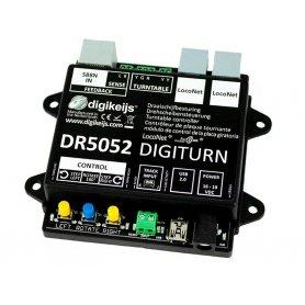 Contrôleur de plaque tournante digital DIGIKEIJS DR5052
