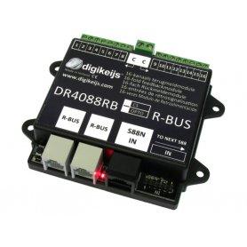 Module de rétrosignalisation 16 entrées, R-BUS DIGIKEIJS DR4088RB-CS