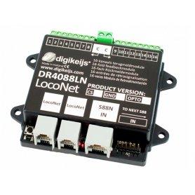 Module de rétrosignalisation 16 entrées Loconet DIGIKEIJS DR4088LN-CS