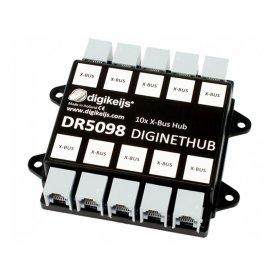 Hub X-Bus 10 sorties DIGIKEIJS DR5098