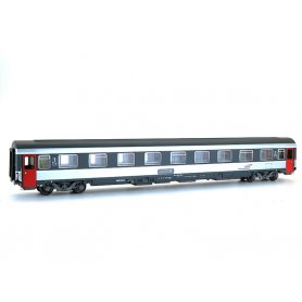 Voiture Corail VSE A9u sigle casquette ép V - SNCF - HO - LS Models 40369