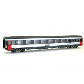 Voiture Corail VSE B9u 2ème classe casquette ép V - SNCF - HO - LS Models 40375