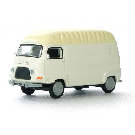 Echelle 1//87 Ho Norev Renault Estafette fourgon à toit réhaussé 1970 blanc