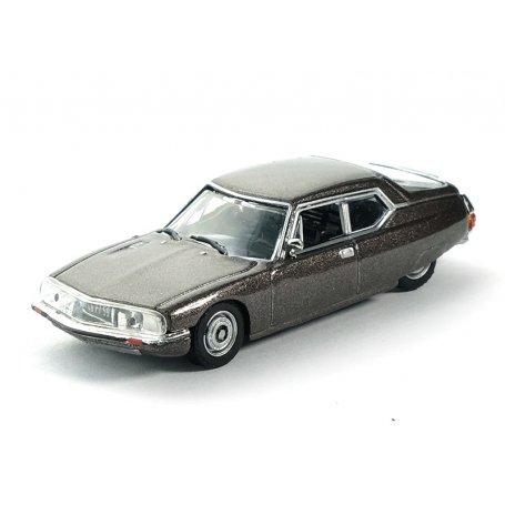 1962 Norev Simca Aronde gris metalizado 576085-1:87