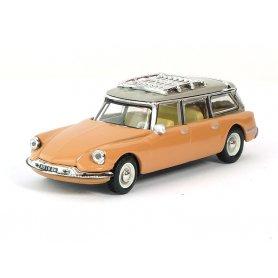 Citroën ID Break 1960 - écaille blonde brown - HO 1/87 - NOREV 474337