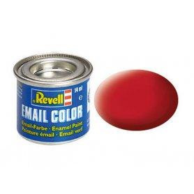 Rouge carmin mat Revell 36 peinture email enamel - 14ml - REVELL 32136