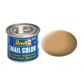 Brun mat Revell 17 peinture email enamel - 14ml - REVELL 32117