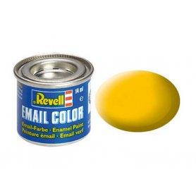 Jaune mat Revell 15 peinture email enamel - 14ml - REVELL 32115
