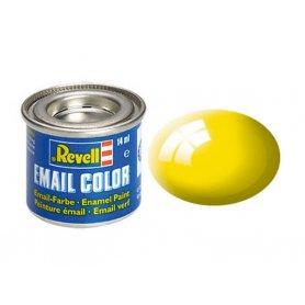 Jaune brillant Revell 12 peinture email enamel - 14ml - REVELL 32112
