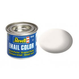 Blanc mat Revell 05 peinture email enamel - 14ml - REVELL 32105