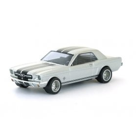 Ford Mustang 1964 - HO 1/87 - BUSCH 47573