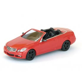 Mercedes Benz Classe K cabriolet rouge - HO 1/87 - BUSCH 41679