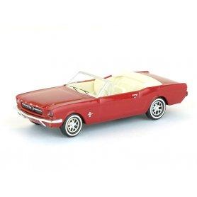 Ford Mustang 1964 Metallica - HO 1/87 - BUSCH 47513