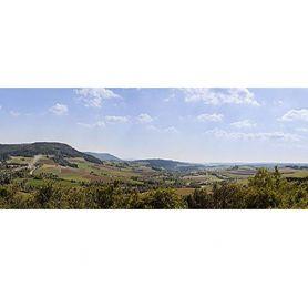 Fond de décor campagne vallonnée - FALLER 180800