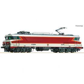 CC6514 SNCF ép. IV digitale sonore 3 rails - HO - ROCO 79399