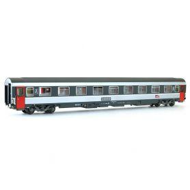 Voiture VSE B9u ex-A9u 2ème cl. carmillon ép IV - SNCF - HO - LS Models 40372