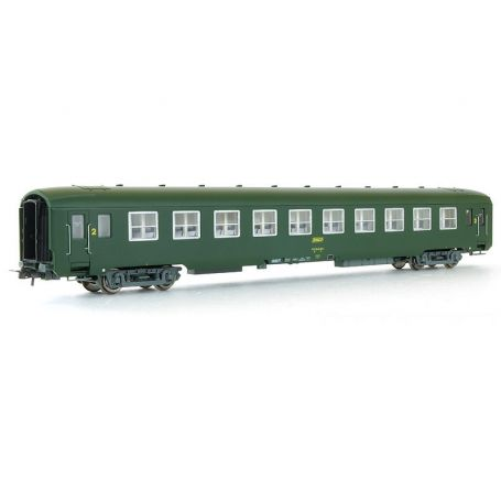 Voiture DEV AO B10 2ème classe ép. IV - SNCF - HO - JOUEF HJ4112