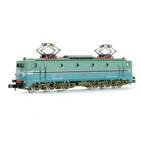 Locomotive électrique CC 7107 - échelle N - ARNOLD 2332