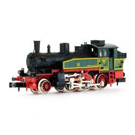 Locomotive vapeur BR 91.3 - échelle N - FLEISCHMANN 7033