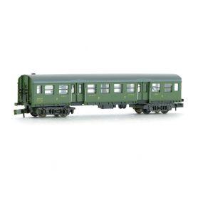 Voiture Romilly 2ème classe SNCF époque III - échelle N - Minitrix 13023