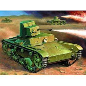 ZVEZDA 6165 - 1/100 - T-26 Lance-flammes