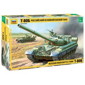 Char russe T-80B - 1/35 - ZVEZDA 3590