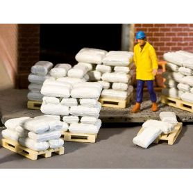 Set de 40 sacs échelle HO - FALLER 180903