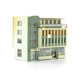 Immeuble avec commerces échelle N - VOLLMER 7729