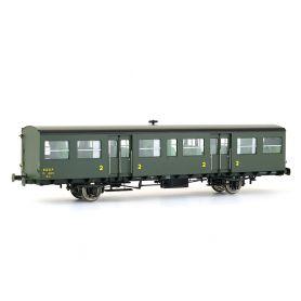 Voiture S-O 2ème classe SNCF ép. IIIb échelle HO - REE VB-150