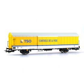 Wagon de mesure TSO époque V HO - PIKO 55053