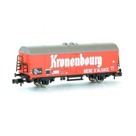Wagon frigo KRONEMBOURG ép III - SNCF - échelle N - Fleischmann 832601