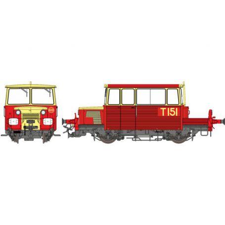 DU65 T 151 de la RATP - SNCF ép. III-IV analogique - HO - REE MB-111