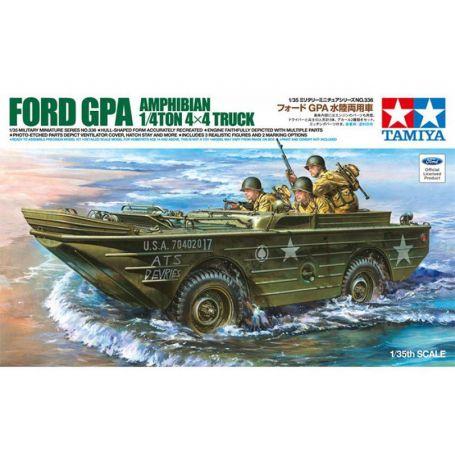 Ford GPA Amphibie 4x4 - 1/35 - Tamiya 35336