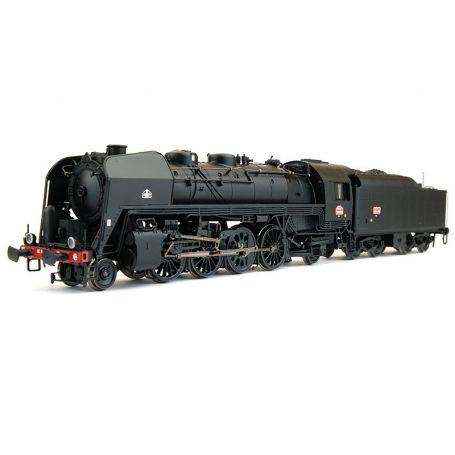 Jouef HJ2351S Vapeur 141R 463 tender charbon digitale sonore HO