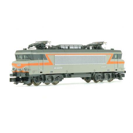 BB 22000 livrée béton SNCF - échelle N - MINITRIX 16005