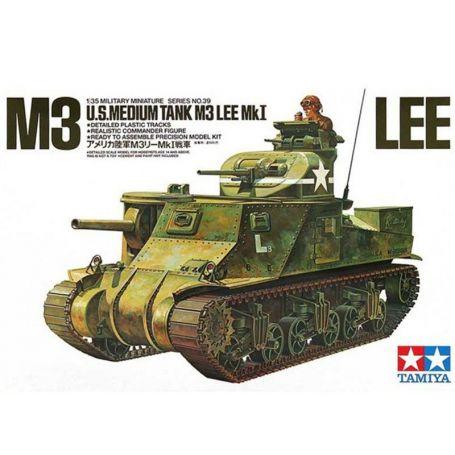 Tank M3 Lee MkI - 1/35 - Tamiya 35039