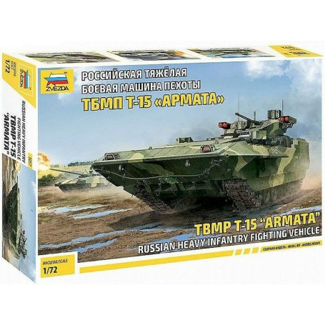 Char Soviétique T-15 Armata - 1/72 - ZVEZDA 5057