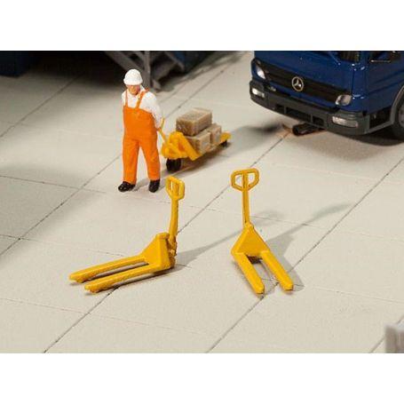 Set de machines et outils pour équipement d/'atelier échelle HO FALLER 180455