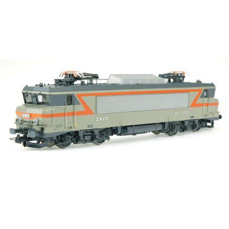 BB 7200 gris béton SNCF ép. IV  analogique - HO - ROCO 73875