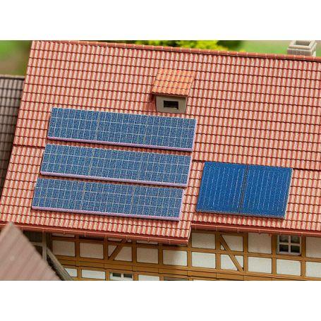 11 panneaux solaires - échelle HO - Faller 272916