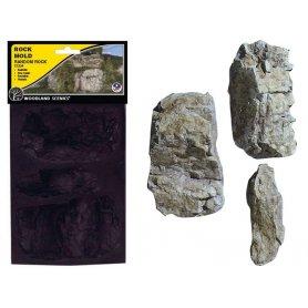 Woodland Scenics C1234 - moule de roche flexible toutes échelles
